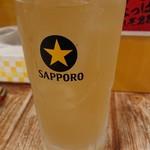タイ食堂 ひょうたん - ヤミツキのレモングラスサワー