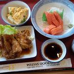 京田辺三山木食堂 -