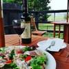 イタリアンレストラン ぼのボ~ノ - 料理写真:八ヶ岳高原野菜とイタリア生ハムのピザ