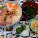 Taikoushouten - 海鮮丼の小さい版