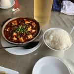 Kammeihou - 麻婆豆腐、ご飯