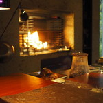 マルタ - 薪の火がいい感じ