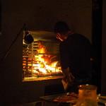 マルタ - 薪で焼いてます!