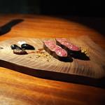 マルタ - 岩手県中屋敷さんの牛の薪焼き