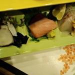 慶喜 - 三段酒肴、下段