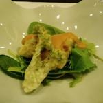 慶喜 - さわらの湯葉巻き天ぷら