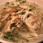 KHANHのベトナムキッチンGINZA999・Chi em - 蒸し鶏のフォー