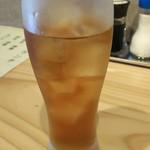 115358831 - お茶は冷たい物  わかってますね。