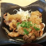膳処 とと屋 - メイン  鶏の竜田揚げ