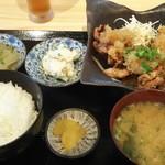 膳処 とと屋 - ご飯  香の物  お味噌汁でコンプリート
