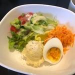 trentotto - 野菜サラダ付き