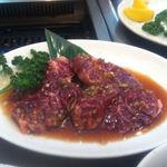 大苑 - 和牛ハラミ 都内では2,000円超えのお肉が1,000円代で!