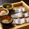 香るつけ蕎麦 蕎麦花 - 料理写真: