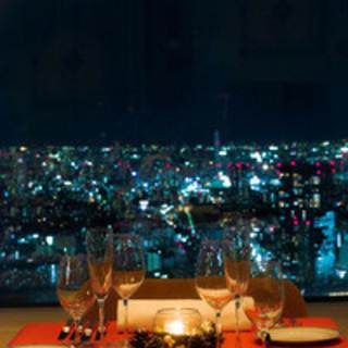 ホテルオークラの本格的フランス料理とワイン