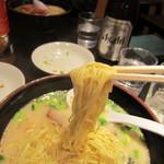 博多ラーメン 長浜や - 麺!!
