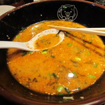博多ラーメン 長浜や - 麺完了