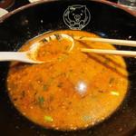 博多ラーメン 長浜や - スープは飲めるかな?