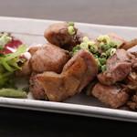 炉端dining ろい - 地鶏炭火焼