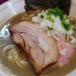 零一弐三 - 料理写真:濃厚煮干し蕎麦