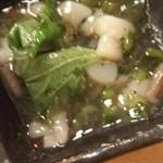 熟成魚と日本酒と藁焼き 中権丸 -