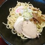 高舘食道 水神蕎麦 - 油そば(+100g)