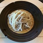 蕎麦 貴賓館 - 北海道北竜産石臼挽き蕎麦