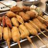 元祖串かつ だるま - 料理写真:元祖串かつだるま新世界総本店(串かつ)