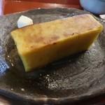 舟和 - 焼き芋ようかん