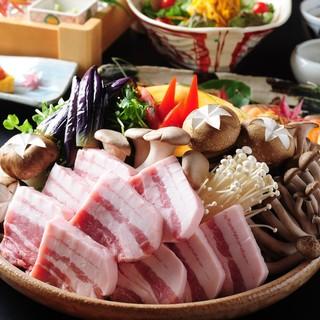新宿でのご宴会やご接待にピッタリな番屋の飲み放題付コース