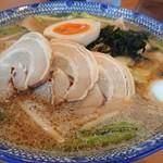 浜一番 - 料理写真:デラックス味噌