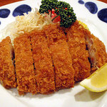 日本の洋食キートン - 熟成豚のポークカツレツ1060円