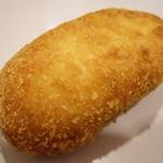 神南カリー - キーマカリーパン