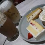カフェ・ラ・ミル - 料理写真:
