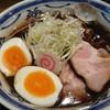 濃厚醤油麺 ミツジロウ - 料理写真:貝だしそば 味玉のせ 850円