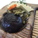 橋本屋 - 山菜の煮たん炊いたん