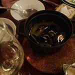 115409199 - ムール貝はやはり美味しい〜