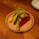 115416133 - 鎌倉野菜のピクルス