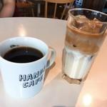ハンズカフェ - ブレンドコーヒー&ソイラテ