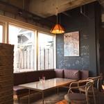 ハンズカフェ - 店内1