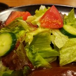 ストックトン - 野菜サラダ!