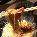 四季の家 - 豆乳坦々麺