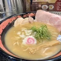 おれ流ラーメン鶏さき麺いち-