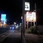 115419554 - 国道6号沿いの看板