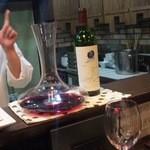 串揚げ 串の実 - ワイン