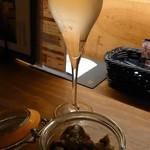原価ビストロBAN! - スパークリングワイン