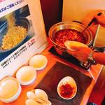 115425058 - お昼時は、絶品麻婆豆腐が食べ放題になります。(2019.9 byジプシーくん)