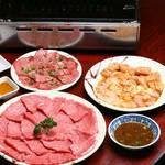 焼肉ひげ - 料理写真: