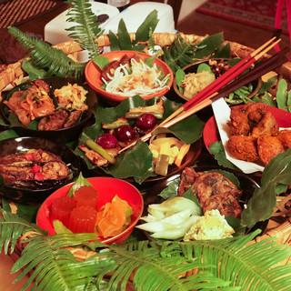 ヤマゴボウ - 料理写真:前菜盛り合わせ