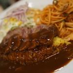 レストラン エアポート - 料理写真:ステーキトルコ