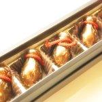 カイザーケルン - 大吟醸酒「強力」チョコレートボンボンhttp://tottori-ichi.jp/kaiza-kerun/item.php?pi=843791169